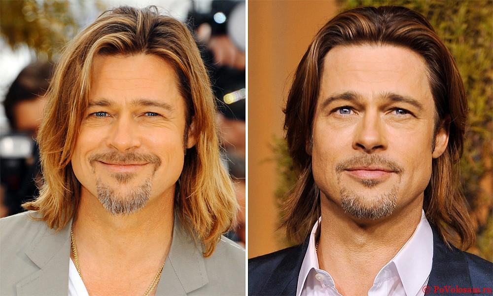 Brad Pitt классический стиль