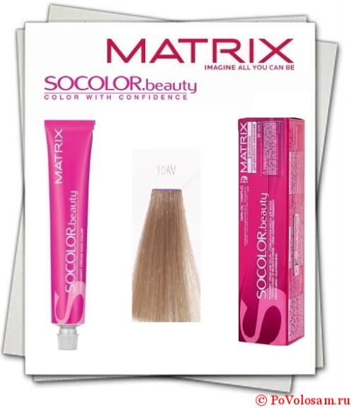 Стойкая крем-краска для волос Matrix Socolor.beauty Dream