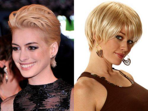 Короткие женские стрижки редкие волосы