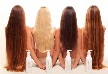 Как отрастить волосы очень быстро