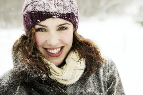 Зимой обязательно нужно носить шапку