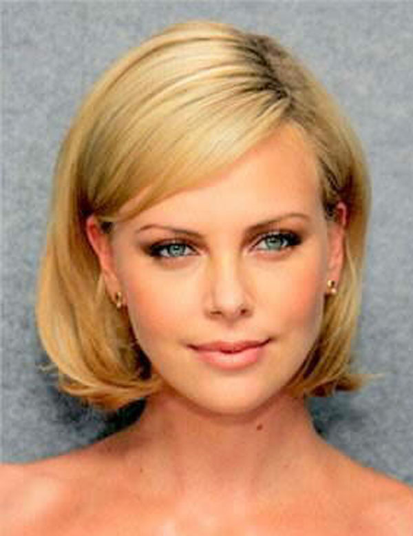 Стрижки на тонкие волосы для удлиненного лица