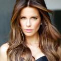 Kate Beckingsale брондирование волос