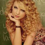 Taylor Swift Завивка
