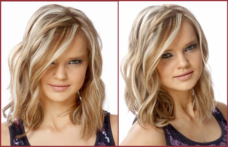Как уложить объемные волосы феном