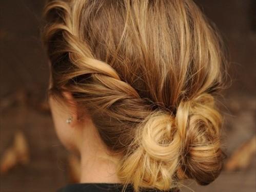 Греческая прическа своими руками на средние волосы