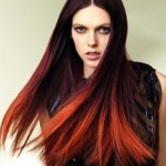 Ombre Hair Color Балияж