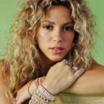 Shakira Легкие кудряшки