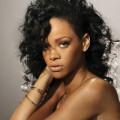 Rihanna Кудри на длинные волосы