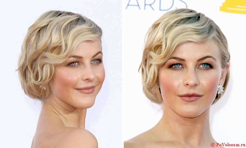 Ретро стиль Julianne Hough