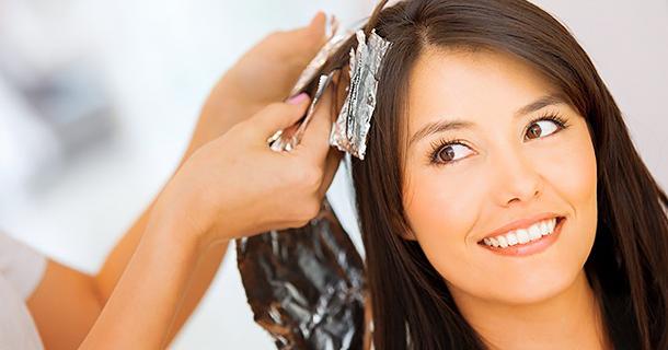Красить волосы во время беременности