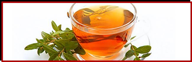 Черный чай для локонов