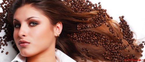 окраска седины с кофе
