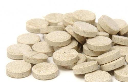 Пивные дрожжи в таблетках: