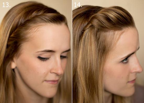 Как можно заколоть волосы - b3e8