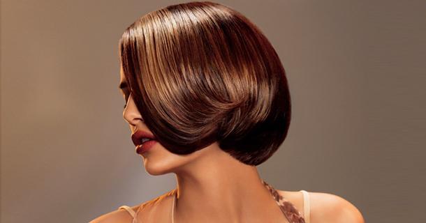 Каштановый цвет волос фото