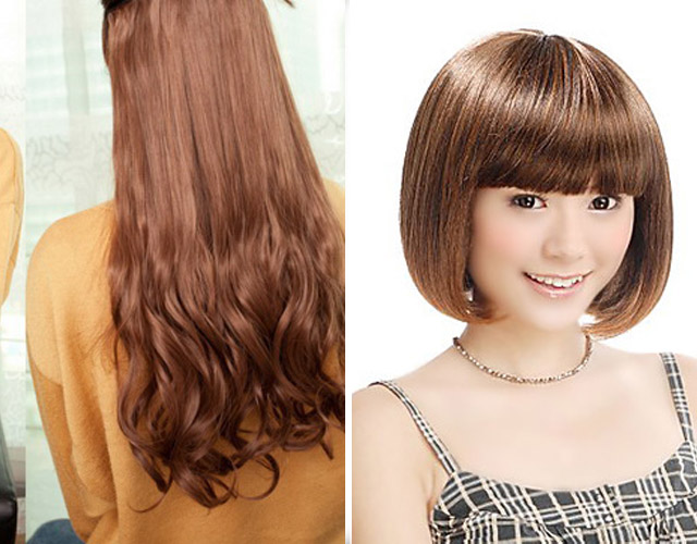 Цвет волос светлый коричневый