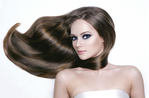 как делают экранирование волос