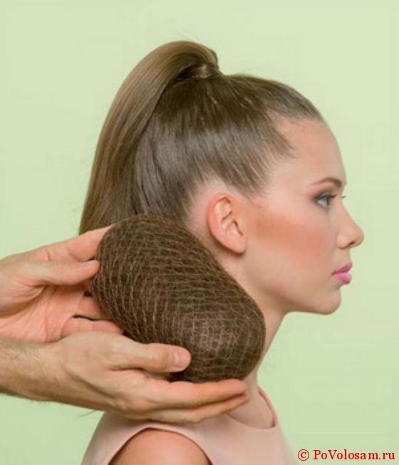 коса пучок 1