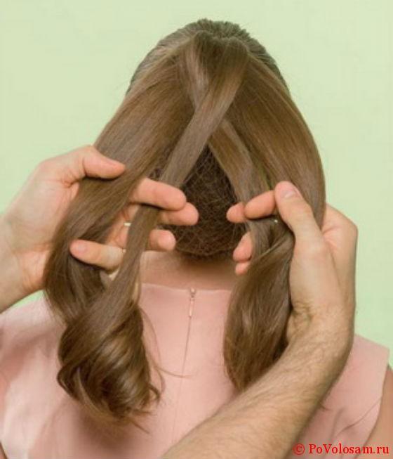 коса пучок3