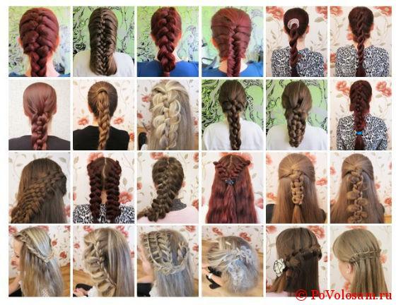 плетение-кос