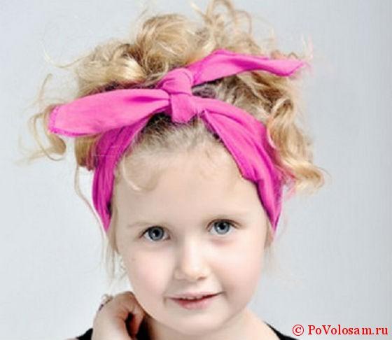 повязка на волосы