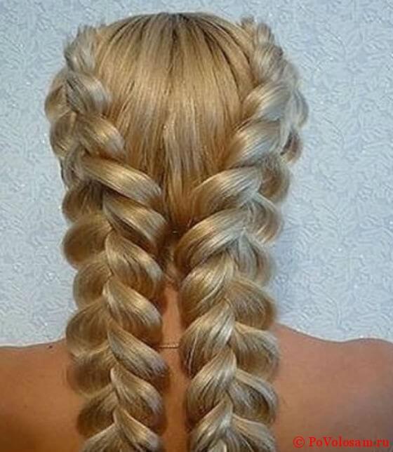 2 косы