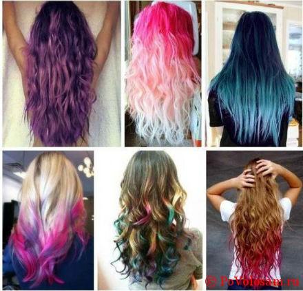 В какой цвет покрасить волосы самые модные и красивые оттенки