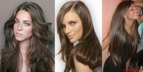 Русый цвет волос: многообразие оттенков от светлого до самого темного