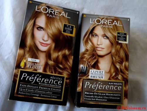 Коричневый цвет волос какую краску купить