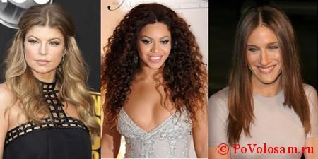 Как сделать пробор волос гуще 43
