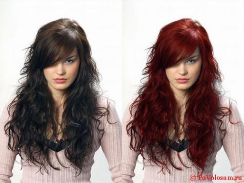 Вторник - подходит для смены цвета волос