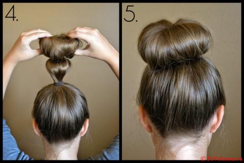 приглаживание волос