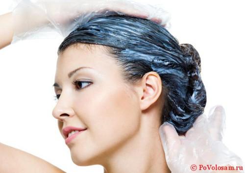 Как сделать смывку волос в домашних фото 439
