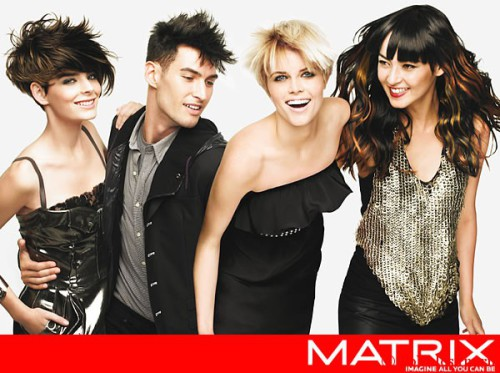 матрикс цвета волос