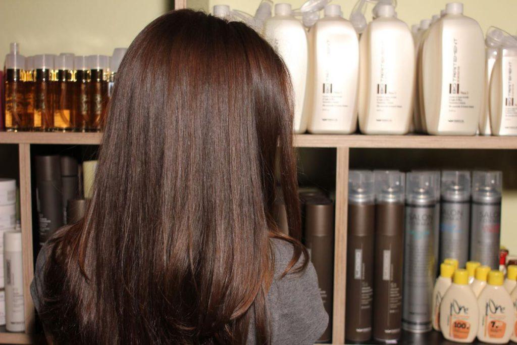 Тонирование светлых и темных волос