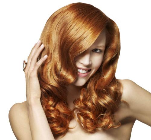 Оттеночные шампуни для волос - цвет