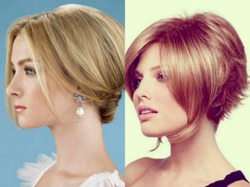женские стрижки для тонких волос