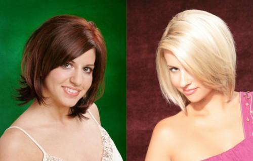 Стрижки для полных женщин волнистые волосы фото