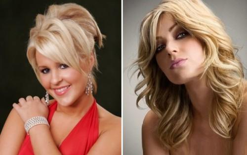 Волосы следует ежедневно укладывать с помощью фена