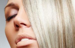 осветляем волосы