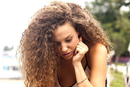 Прически уход на кудрявые волосы