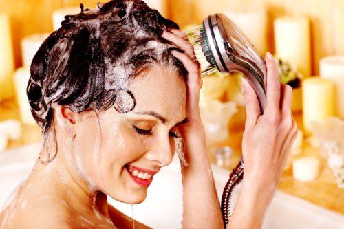 шампунь для вьющихся волос