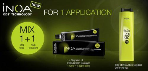Inoa Mix 1+1