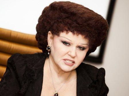 Укладка Валентины Петренк