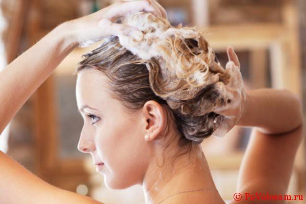 Как правильно нужно мыть волосы