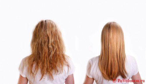 Как сделать волосы шелковистыми по домашним условиям
