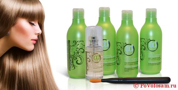 набор для ламинирования волос в домашних условиях