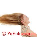 как правильно сушить длинные волосы
