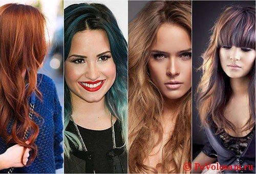 какую краску для волос выбрать
